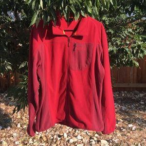 Orvis Fleece Light Weight Full Zip Jacket